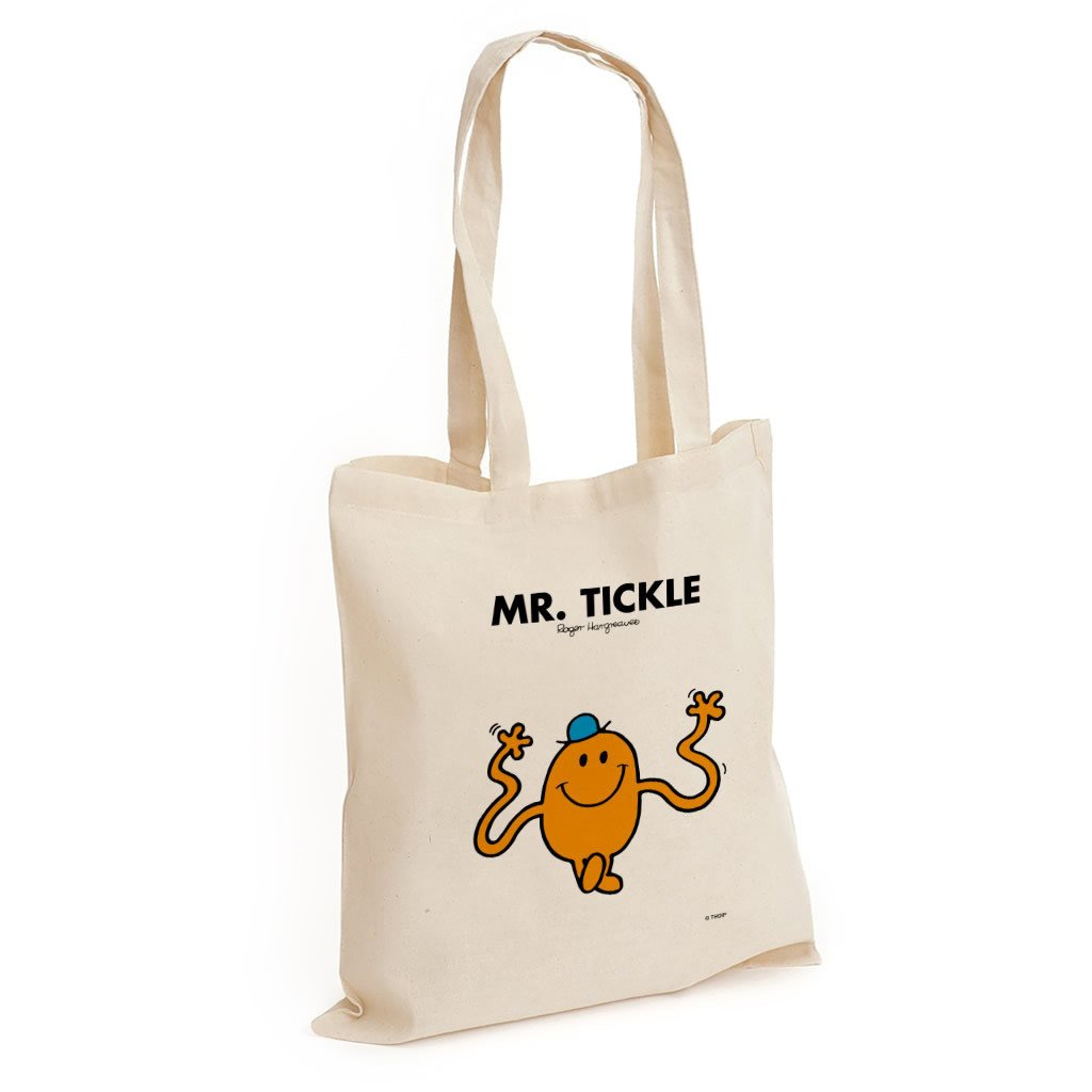 Mr. Tickle Long Handled Tote Bag