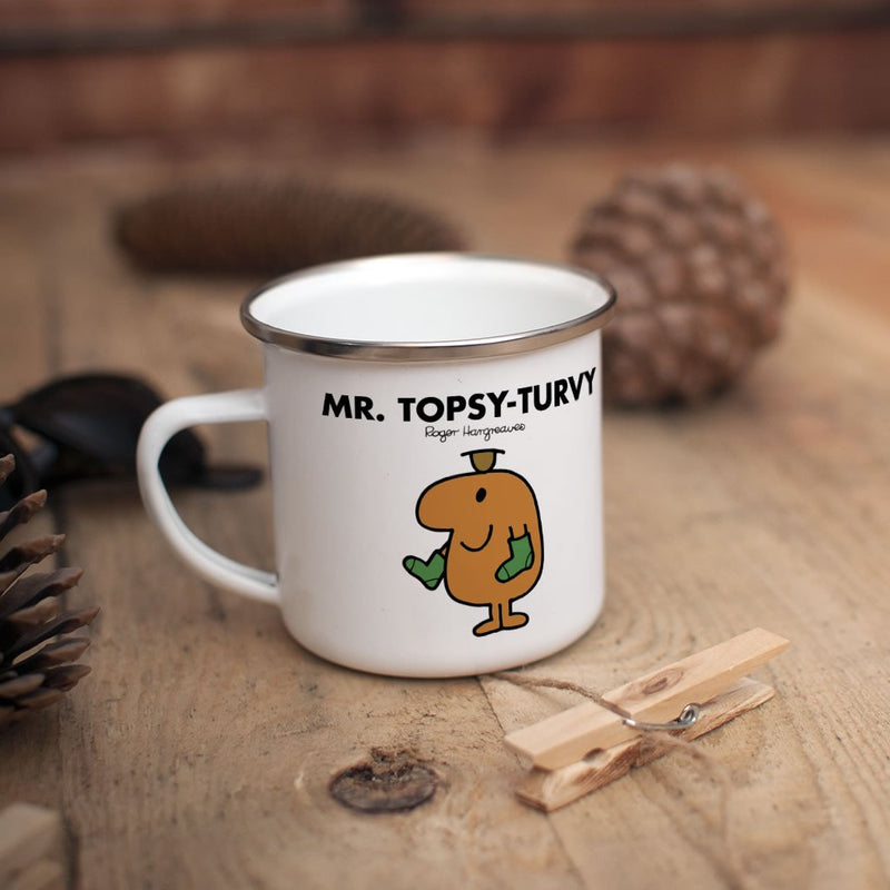 Mr. Topsy-turvy Children's Mug (Lifestyle)