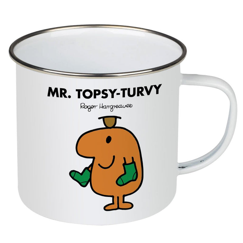 Mr. Topsy-turvy Children's Mug