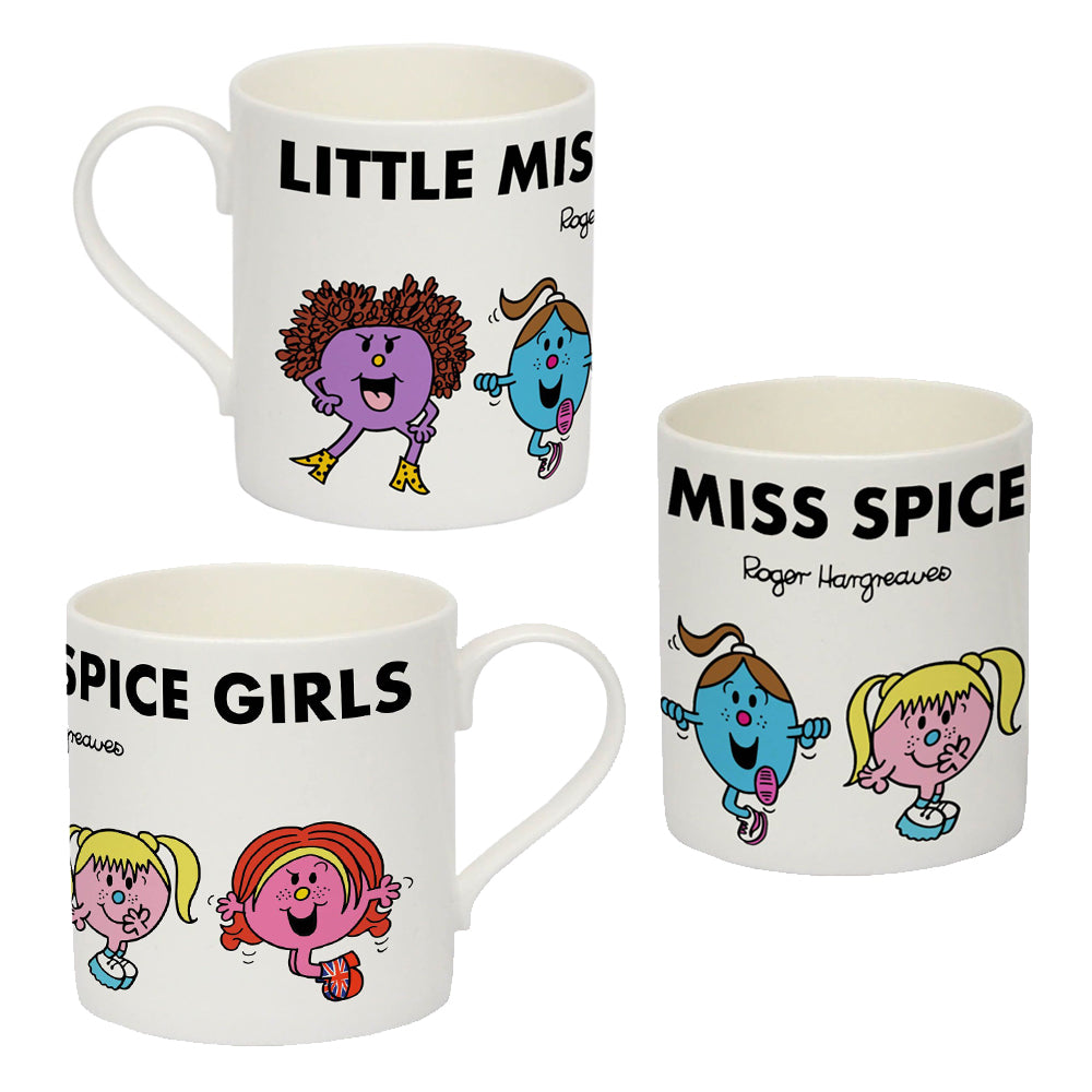 Little Miss Spice Girls Bone China Mug