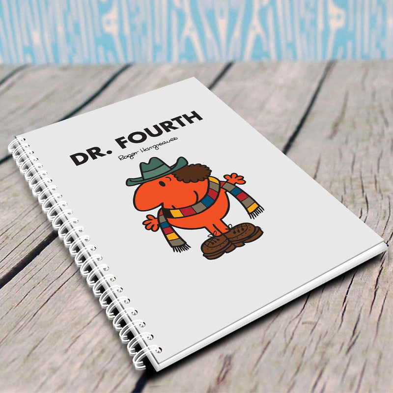Dr. Fourth Notebook