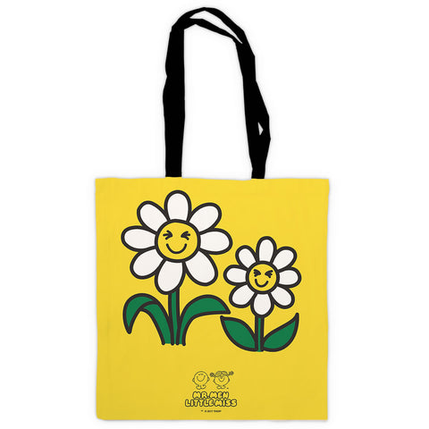 Laughing Daisies Tote Bag