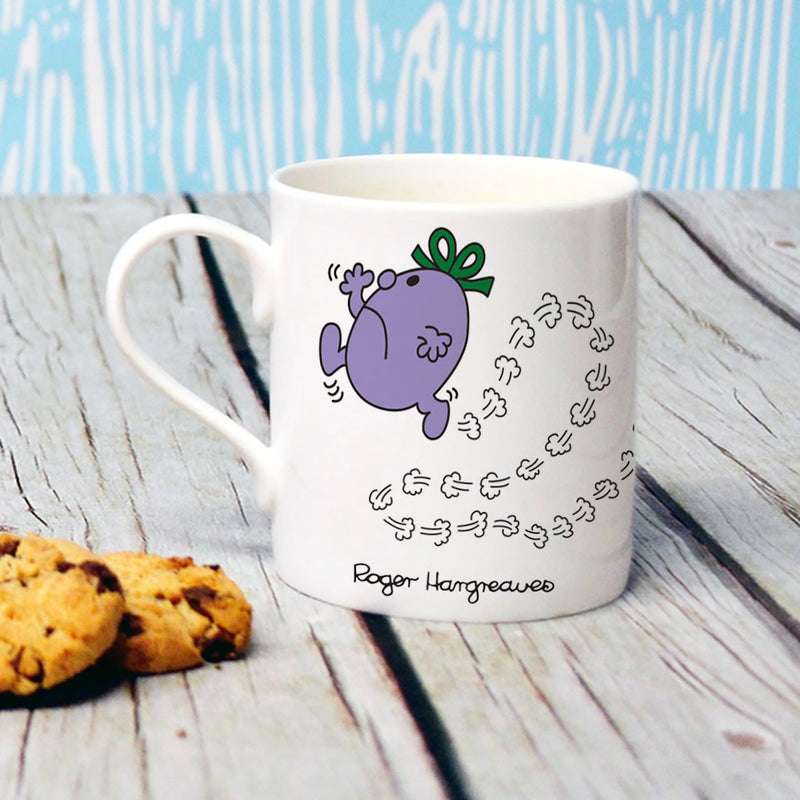 Little Miss Naughty Big Bone China Mug