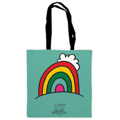 Happyland Rainbow Tote Bag