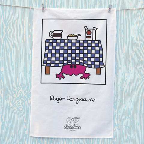 Mr. Jelly Tea Towel