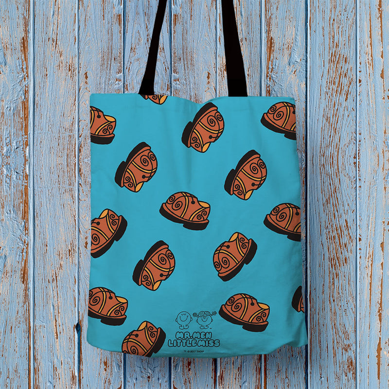 Mr. Men Brogues Tote Bag