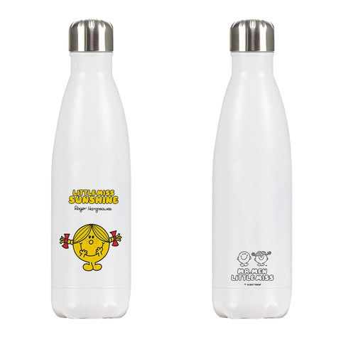 Little Miss Sunshine Retro Premium Water Bottle