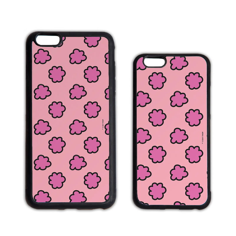 Pink Clouds Pattern Phone Case