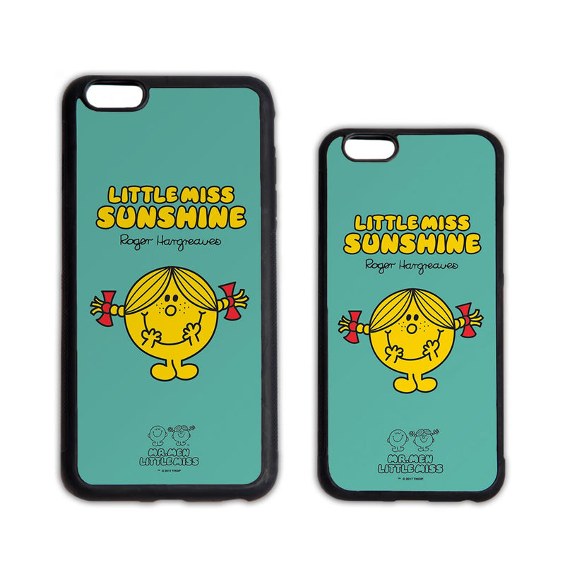 Little Miss Sunshine Retro Phone Case