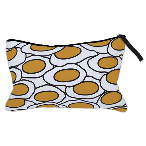 Mr. Strong's Eggs Make-Up Bag