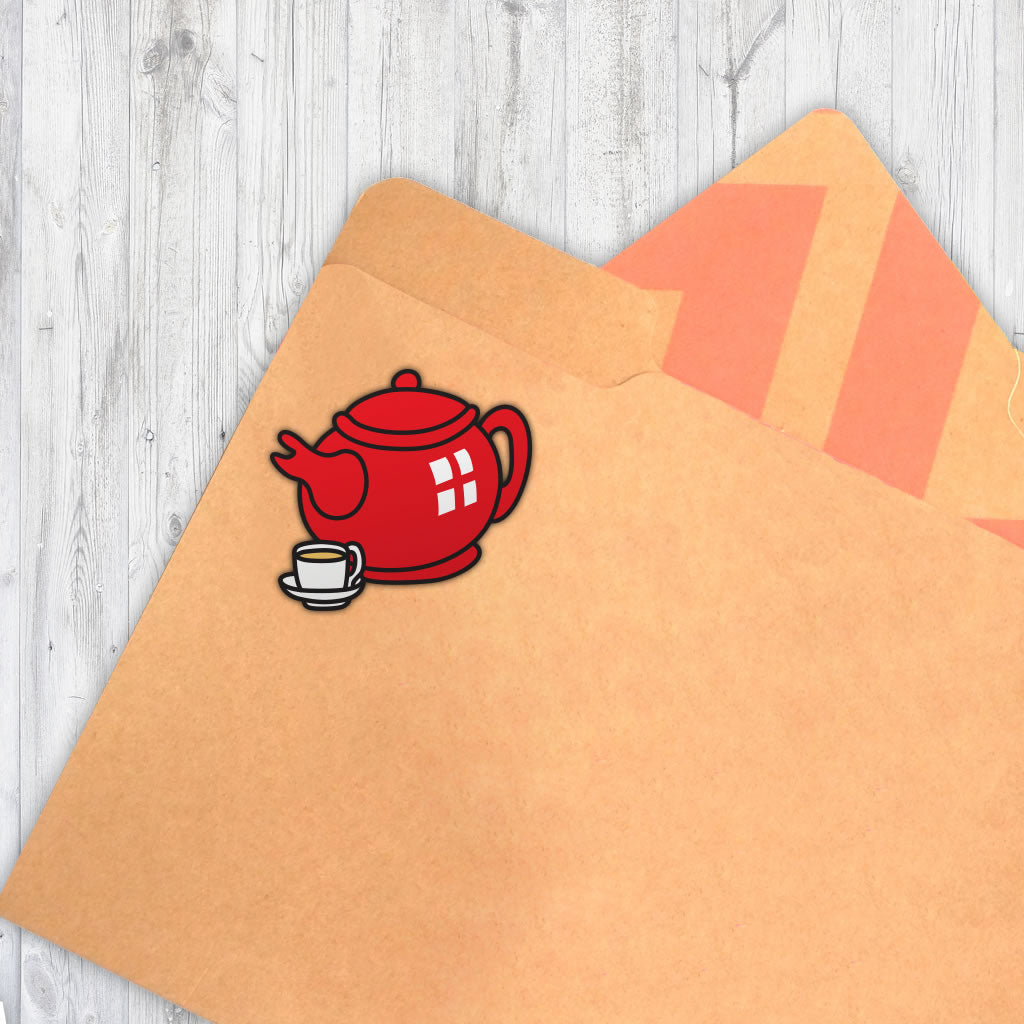 Teapot Sticker
