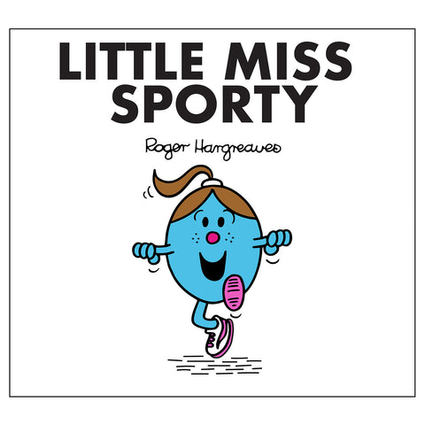 Little Miss Sporty Spice Girls Book