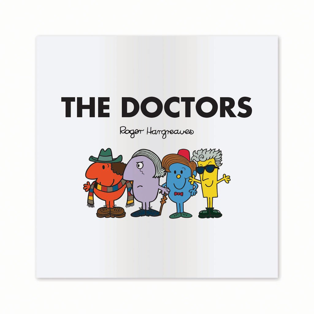 The Doctors Mounted Art Print