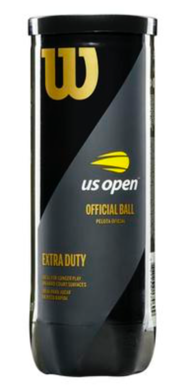 Wilson US Open Extra Duty can