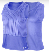 Load image into Gallery viewer, Nike Women's Court Dry Reversible Essential Tank