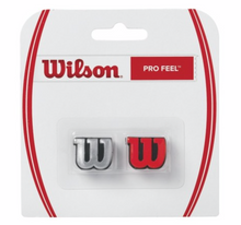 Load image into Gallery viewer, Wilson Pro Feel 2 pack dampener