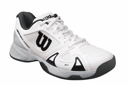 Wilson Rush Pro Jr. 2.5 white/black