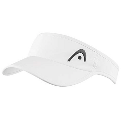 Head Pro Player Women's Visor White