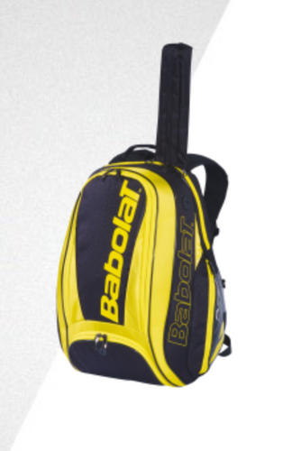 Babolat Backpack Pure Aero 191 Yellow/Black