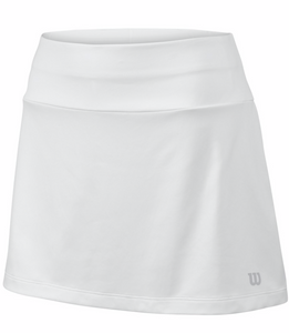 "Wilson Girl's Core 11"" skirt White"