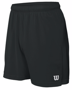 "Wilson Men's Rush woven 9"" short Black"
