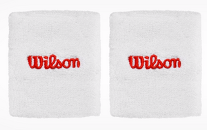 Wilson Double Wristband (2 per pack)