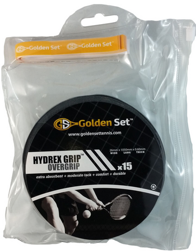 Golden Set Hydrex 15 pack