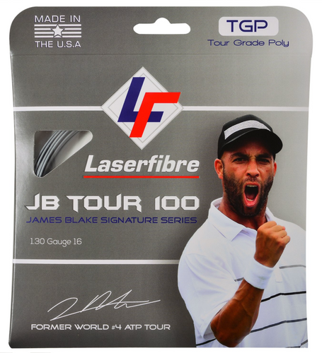 Laserfibre JB Tour 100 string set