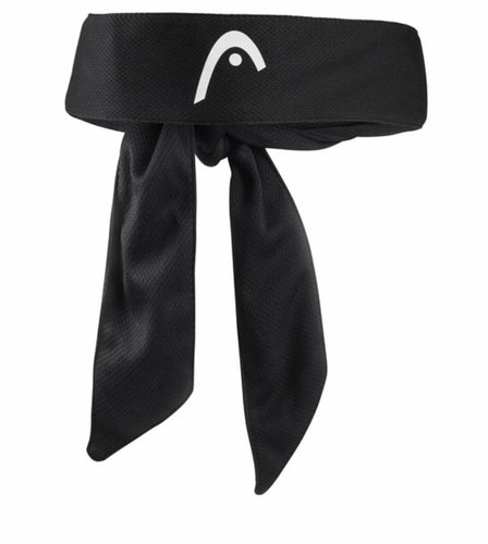 Head Pro Player Bandana Black