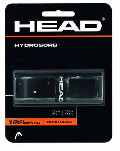 Head Hydrosorb replacement grip Black