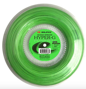 Solinco Hyper-G String 40 ft set