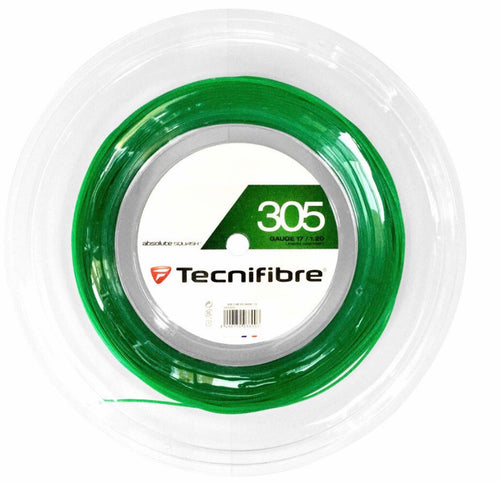 Tecnifibre 305 squash string set (33 ft.)