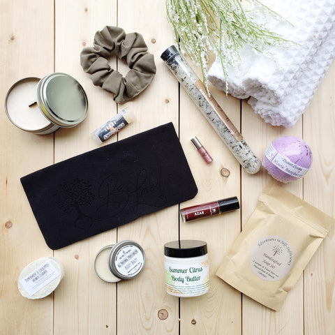 Build Your Own Spa Box