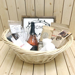 Deluxe New Home Gift Basket