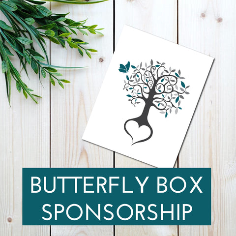 BUTTERFLY BOX SPONSORSHIP