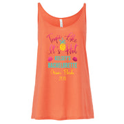 Tropic Like It's Hot Bachelorette Party Tank Top