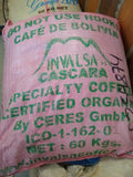 100% Bolivian Fair Trade Organic (FTO) Cascara Tea.