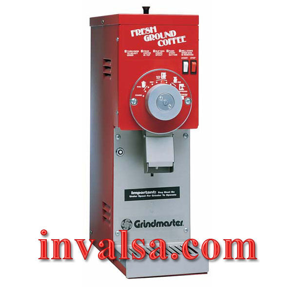 Grindmaster: Model 835E Automatic Gourmet/Grocery Commercial Retail Coffee Grinder 220 V