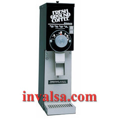 Grindmaster: Model 875E Automatic Gourmet/Grocery Commercial Retail Coffee Grinder -- 220V