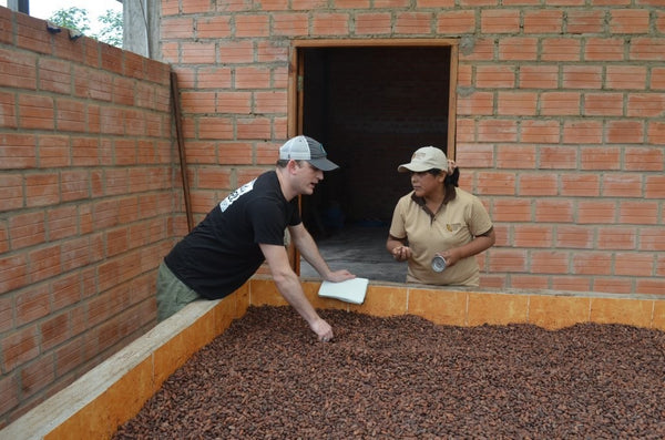 Bolivia Organic Improved Walikeewa (hybrid, Amelonado) Unroasted Cacao Beans. 2018 Crop. NEW ARRIVAL!