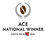 Costa Rica 2016 COE National Winner microlot: Volcan Azul (Blue Volcano)