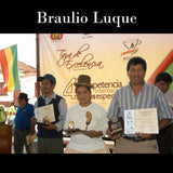 Bolivia Microlot: Braulio Luque (Cima del Jaguar -Kantutani). Past Crop. NEW LOWER PRICE!