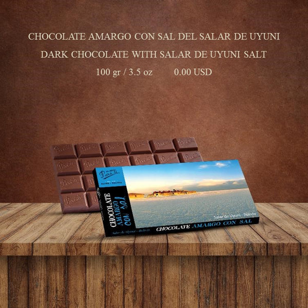 Chocolates Para Ti -100% Bolivian cacao and Bolivian-made chocolates. NEW ARRIVAL!