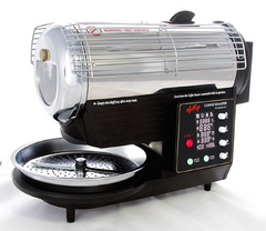 Hottop (9oz) Programable (Models: B/B+/P) Coffee Roaster + 3lbs free green coffee. NOW AVAILABLE IN 220volts!