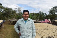 Bolivia Microlot: Ovidio Paco (Siete Estrellas) Available at Continental, NJ & Salisbury, MA. NEW ARRIVAL!