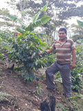 Bolivia Microlot: Ovidio Paco (Siete Estrellas) Available at Continental, NJ & Salisbury, MA. Past Crop. NEW LOWER PRICE!