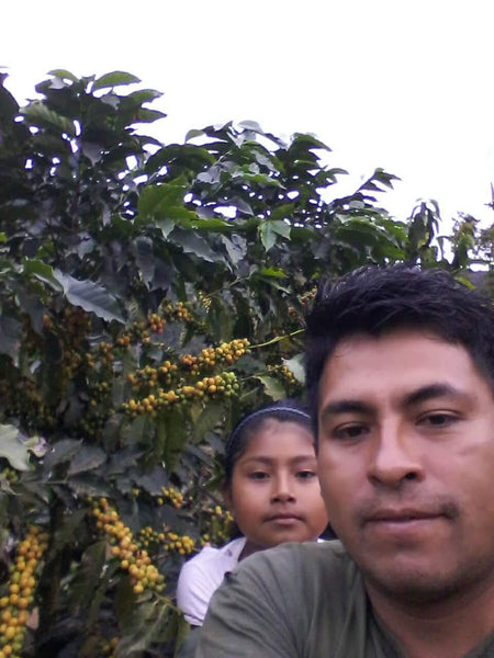 Bolivia Microlot: Ruben Caceres -San Ignacio. Past crop. NEW LOWER PRICE!