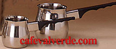 Stainless Steel Ibriks (Frothing Pitchers)