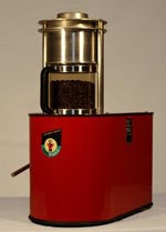 Sonofresco Flagship (1/4 lb. to One Pound) Coffee Roaster +18 lbs free coffee SPECIAL DEAL!