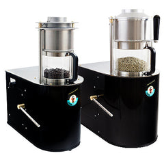 Sonofresco Profile (200g to 1/2 Kg) Coffee Roaster +18 lbs free coffee SPECIAL DEAL! (230 volts, 50 Hz, 1.5 amp)